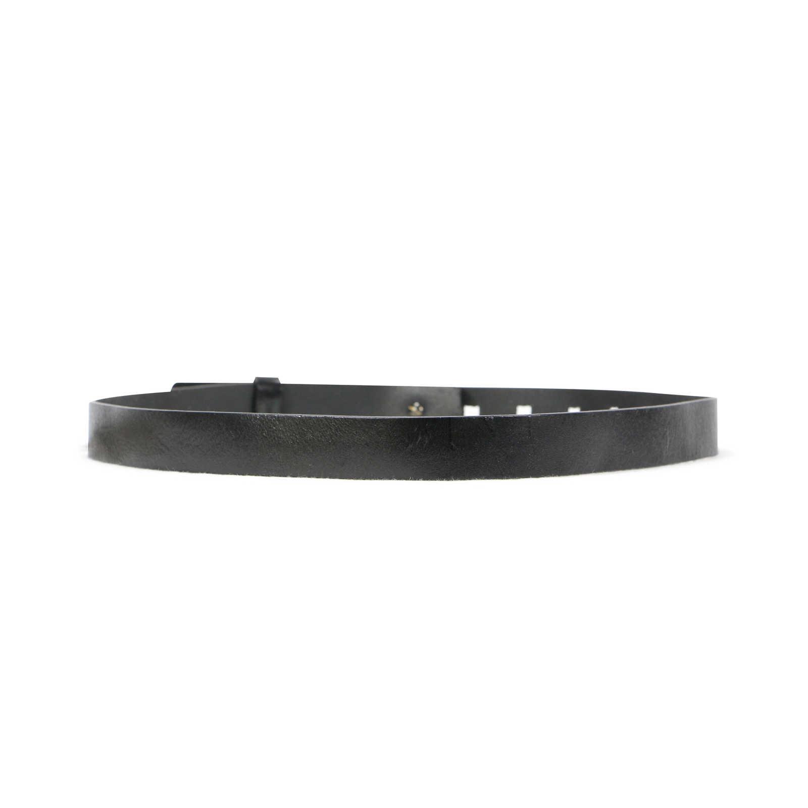 ... Authentic Second Hand Emporio Armani Chain Link Detail Belt  (PSS-200-00299) ... 9d332d12c1731