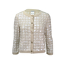 Chanel Sequin Square Cardigan - Thumbnail 0