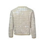 Chanel Sequin Square Cardigan - Thumbnail 1