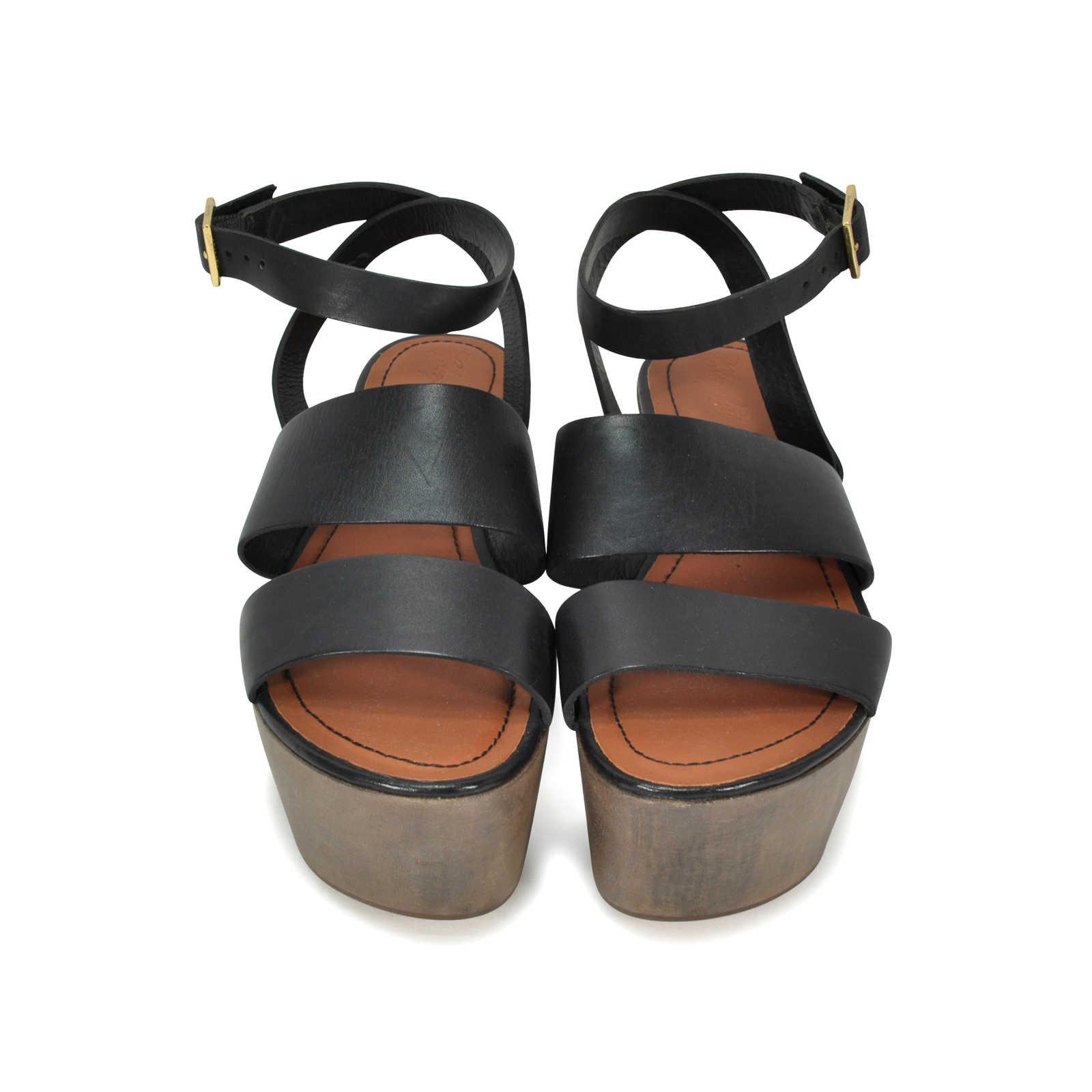 287d499cf Authentic Second Hand Elizabeth and James Bax Flatform Sandals  (PSS-284-00008) ...