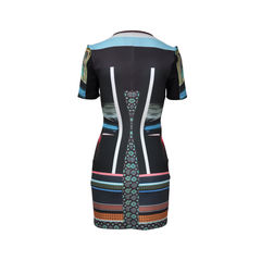 Clover canyon graphic print dress 2