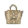 Authentic Second Hand Céline Python Micro Luggage Bag (PSS-051-00047) - Thumbnail 0