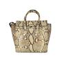 Authentic Second Hand Céline Python Micro Luggage Bag (PSS-051-00047) - Thumbnail 1