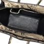 Authentic Second Hand Céline Python Micro Luggage Bag (PSS-051-00047) - Thumbnail 3