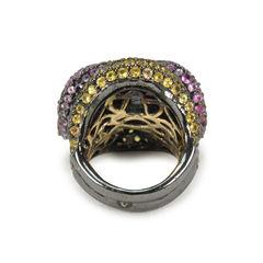 Tippy matthew pink lip yellow ring 2