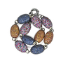 Matthew Campbell Laurenza Multicolour Egg Necklace - Thumbnail 1