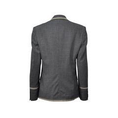 Mcq alexander mcqueen tweed jacket 2