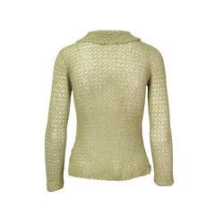 Dkny crochet cardigan s 2