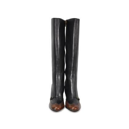 Burberry Oxford Style Boots