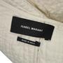 Isabel Marant Belted Cotton Wrap Vest - Thumbnail 2