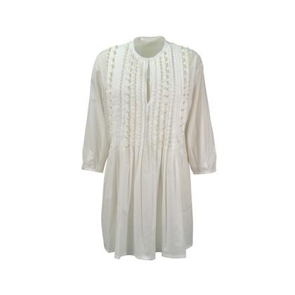 Authentic Second Hand Les Copains Beaded Pleat Dress (PSS-143-00094)