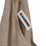 Authentic Second Hand Jil Sander Oatmeal Tunic Top (PSS-246-00165) - Thumbnail 2