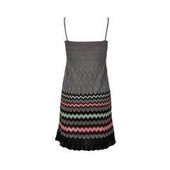 M missoni panelled bottom dress 2