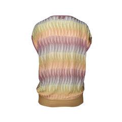 Missoni sheer knit blouson 2
