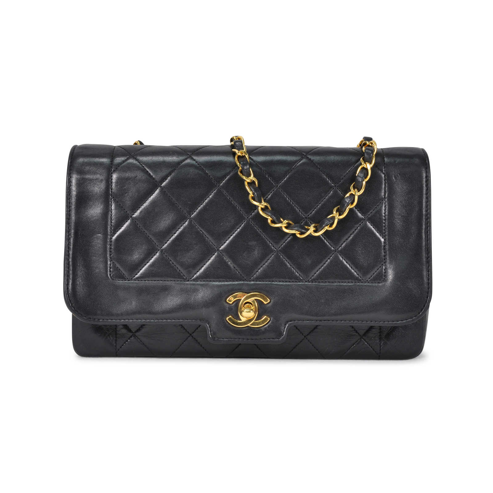 Second Hand Chanel Mix Quilt Flap Bag | THE FIFTH COLLECTION : chanel quilt - Adamdwight.com