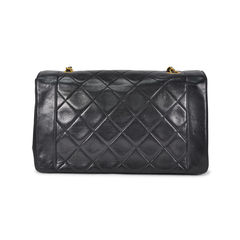 Chanel mix quilt flap bag 2