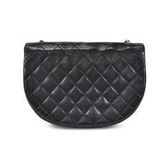 Chanel half moon crossbody bag 2