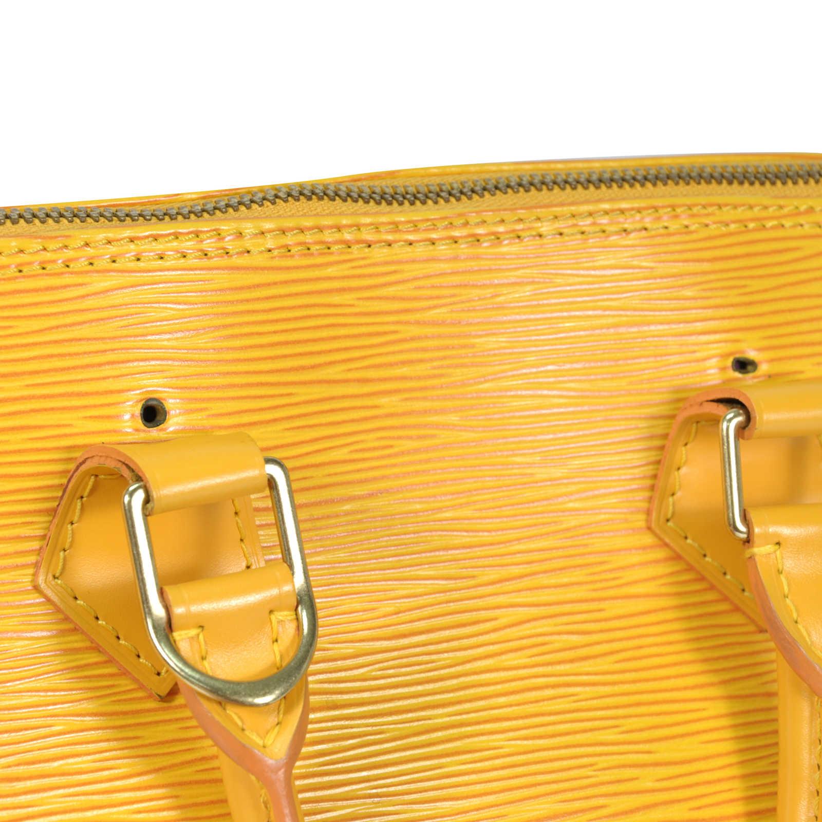 Authentic Vintage Louis Vuitton Epi Alma (TFC-107-00033) 91c5e01d74174