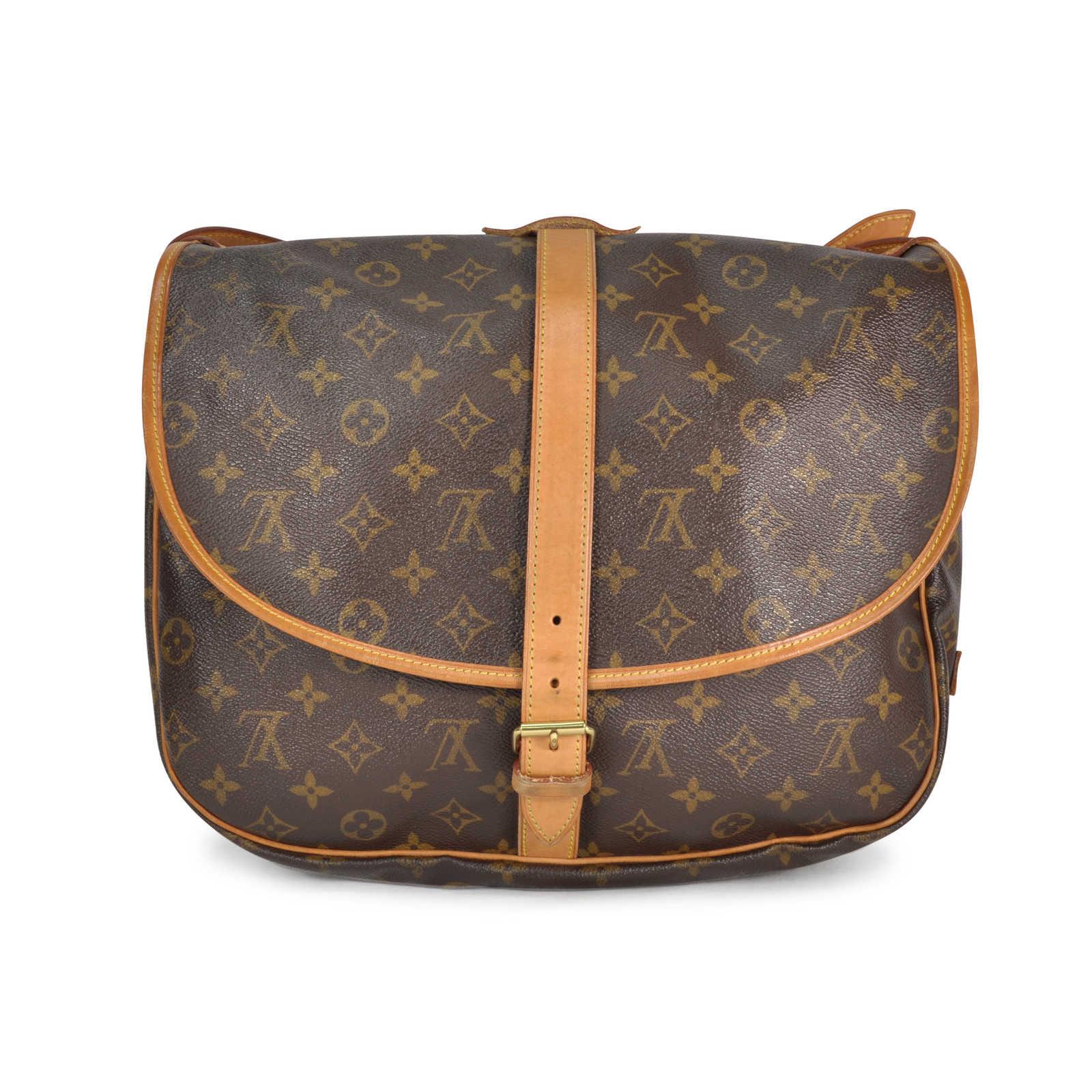 e940b767f226 ... Authentic Vintage Louis Vuitton Saumur Crossbody bag (TFC-107-00037) -  Thumbnail ...