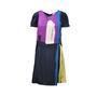 Chloe Graphic Printed Dress - Thumbnail 0