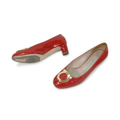 Salvatore ferragamo distinta pumps 2