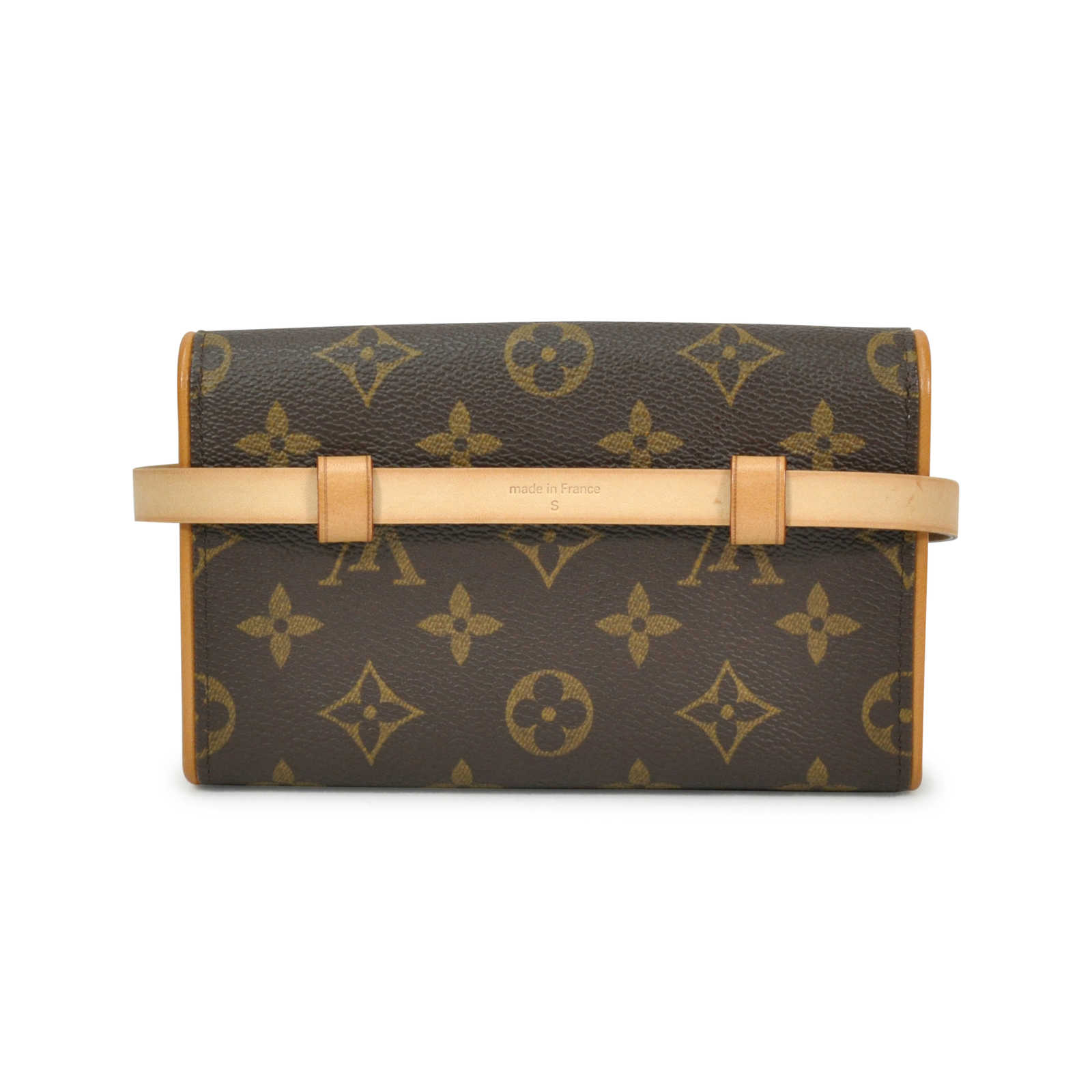 5becd1c67965 ... Authentic Second Hand Louis Vuitton Pochette Florentine Waist Pouch  (PSS-298-00002) ...
