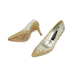 Stuart weitzman crystal embellished pointed pumps 2