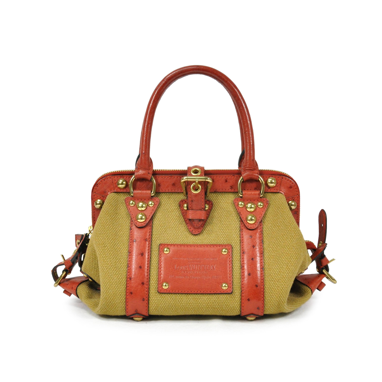 2822bed3023 Authentic Second Hand Louis Vuitton Sac De Nuit Toile Trianon  (PSS-286-00028)