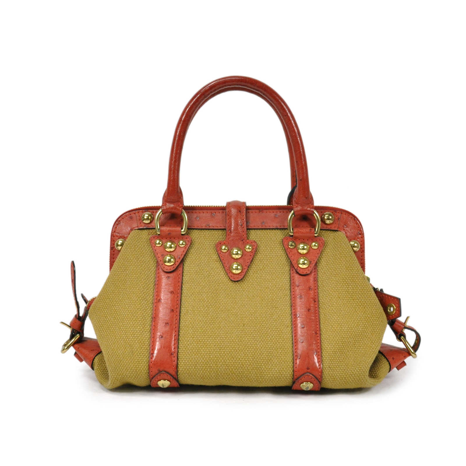 second hand louis vuitton sac de nuit toile trianon the fifth collection