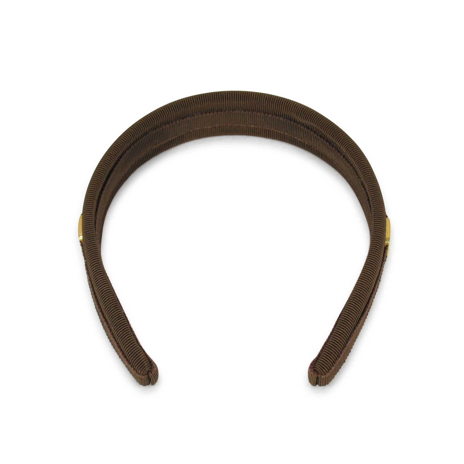 ... Authentic Second Hand Salvatore Ferragamo Logo Emblem Hairband  (PSS-304-00017) - 9ddc3db7568a5