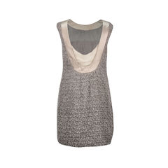 Philosphy di alberta feretti lurex sparkle party dress 2