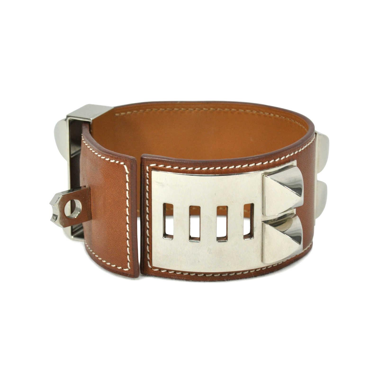 ... coupon for authentic pre owned hermès hermes collier de chien bracelet  pss 240 00108 3ba5d d8774 7c5dab42380