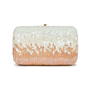 Prada Sequinned Clutch - Thumbnail 1