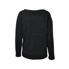 Lanvin oversized jumper with rhinestones 2