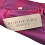 Burberry Plaid Trench Coat - Thumbnail 2