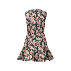 Markus lupfer markus lupfer flower print sleeveless dress 2