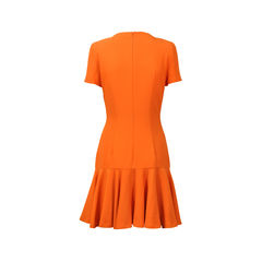 Alexander mcqueen flared dress 2