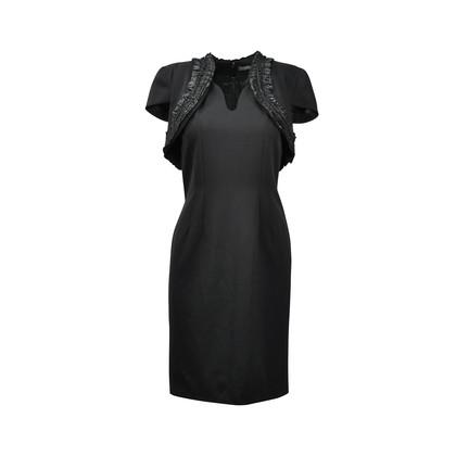 Alexander Mcqueen Ruffled Bolero Dress