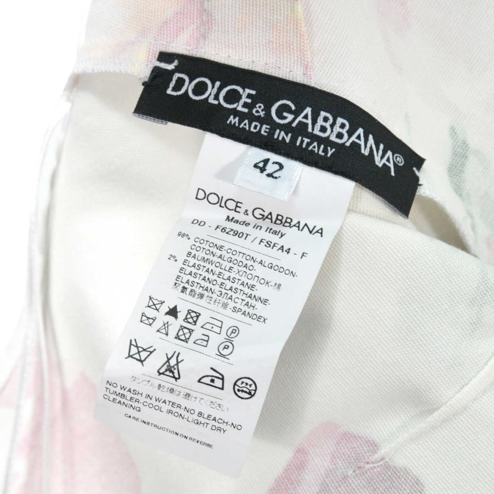 7b35bee934ce ... Authentic Second Hand Dolce   Gabbana Floral Print Dress (PSS-080-00106)