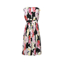 Chanel Pin Tuck Floral Dress - Thumbnail 1