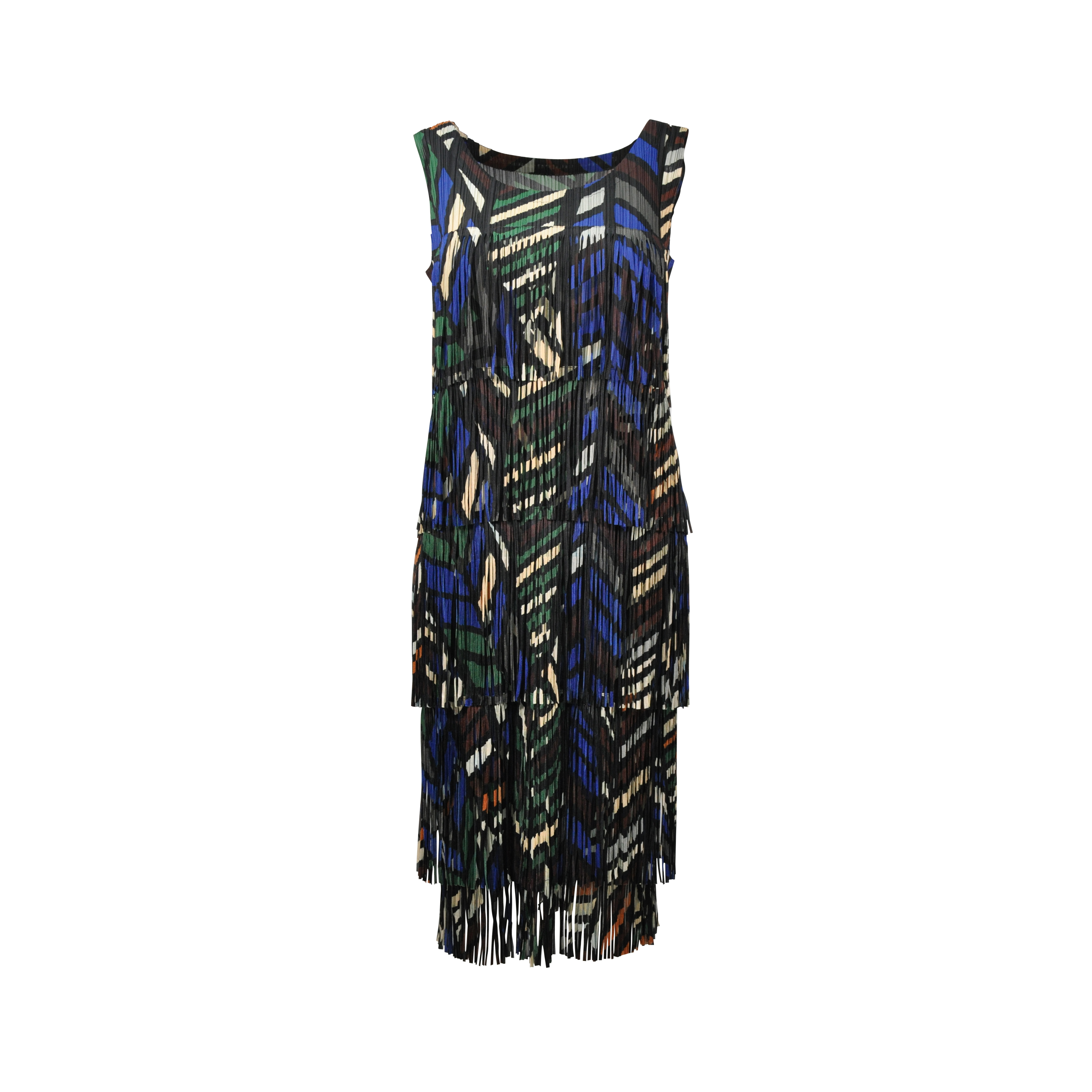 76d14954ed Authentic Second Hand Issey Miyake Pleats Please Dress (PSS-080-00134)