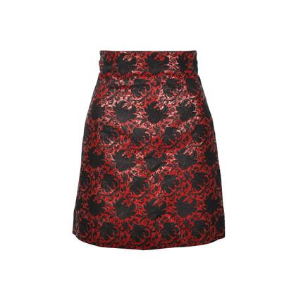 Authentic Second Hand Scanlan Theodore Iris Brocade Skirt (PSS-080-00098)