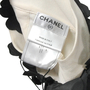 Authentic Second Hand Chanel Flower Appliqué Top (PSS-200-00343) - Thumbnail 2