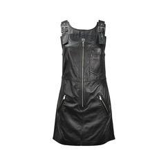 Turboline Leather Dress