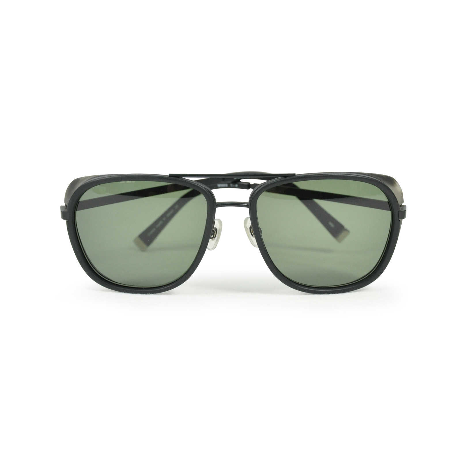 bbbaacc54f38e ... Authentic Second Hand Matsuda Black Framed Sunglasses (PSS-200-00369) -  Thumbnail ...