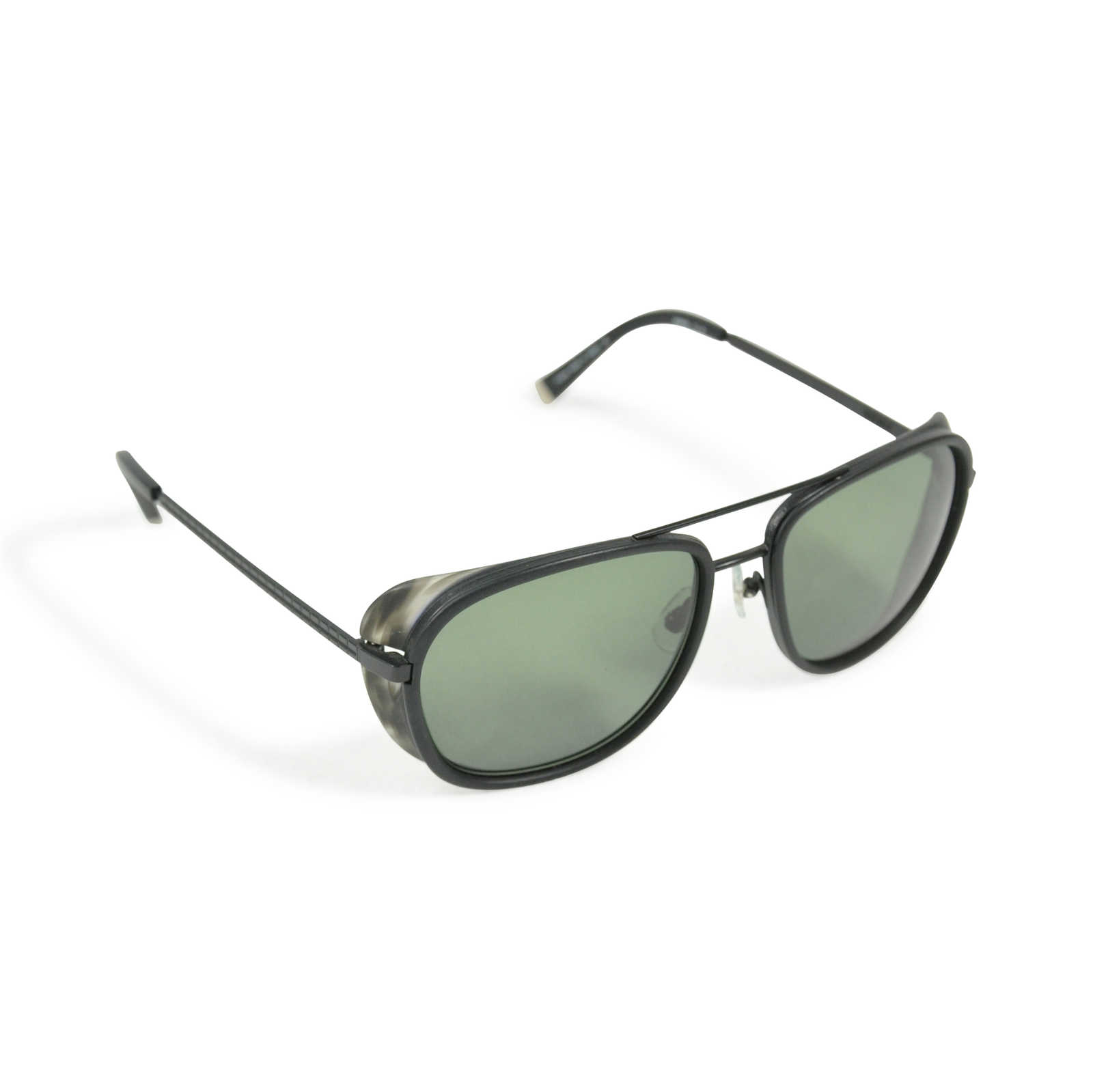 b08459a77d1 ... Authentic Second Hand Matsuda Black Framed Sunglasses (PSS-200-00369) -  Thumbnail ...