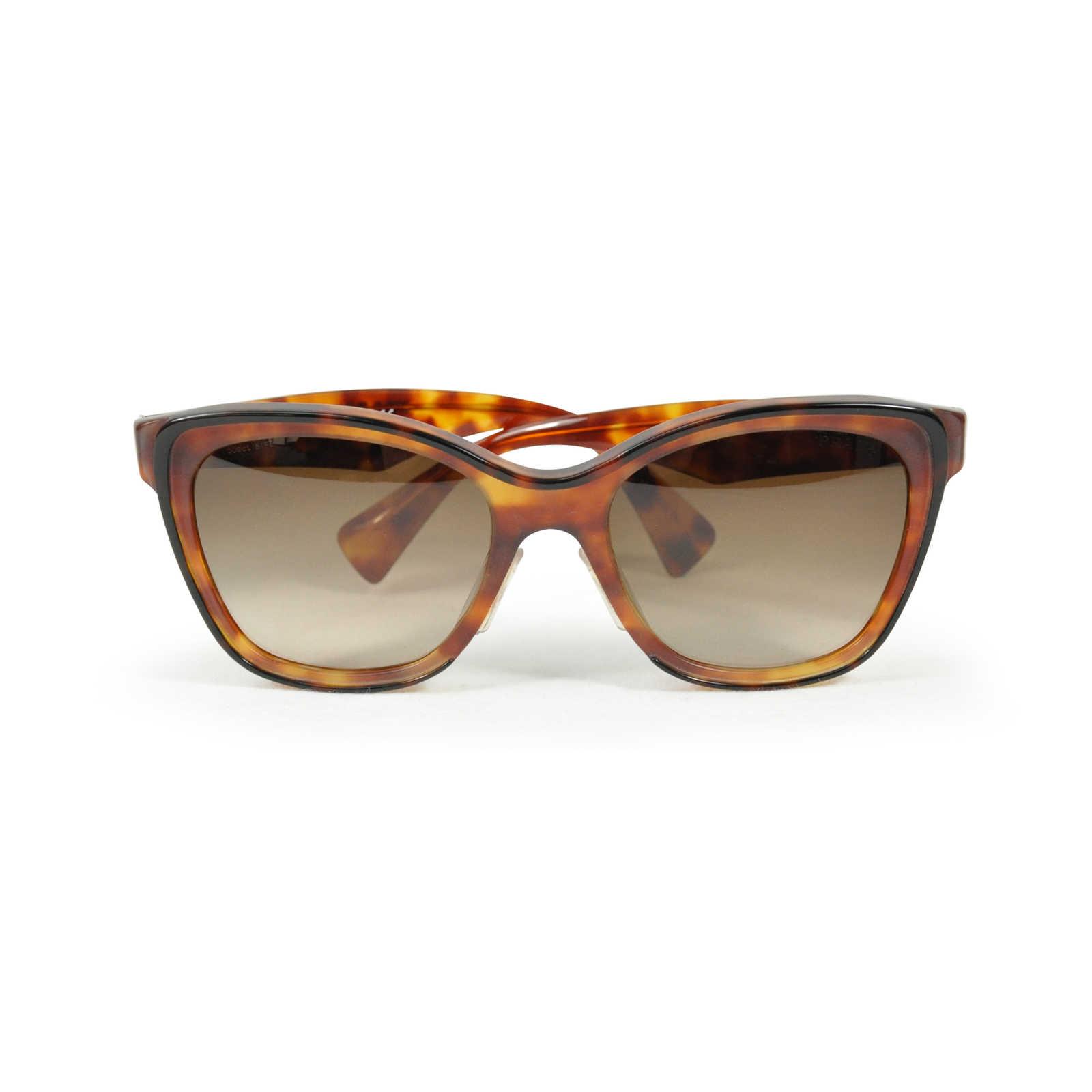 26c6fb7dacd ... Authentic Second Hand Prada Tortoise Shell Sunglasses (PSS-200-00376) -  Thumbnail ...