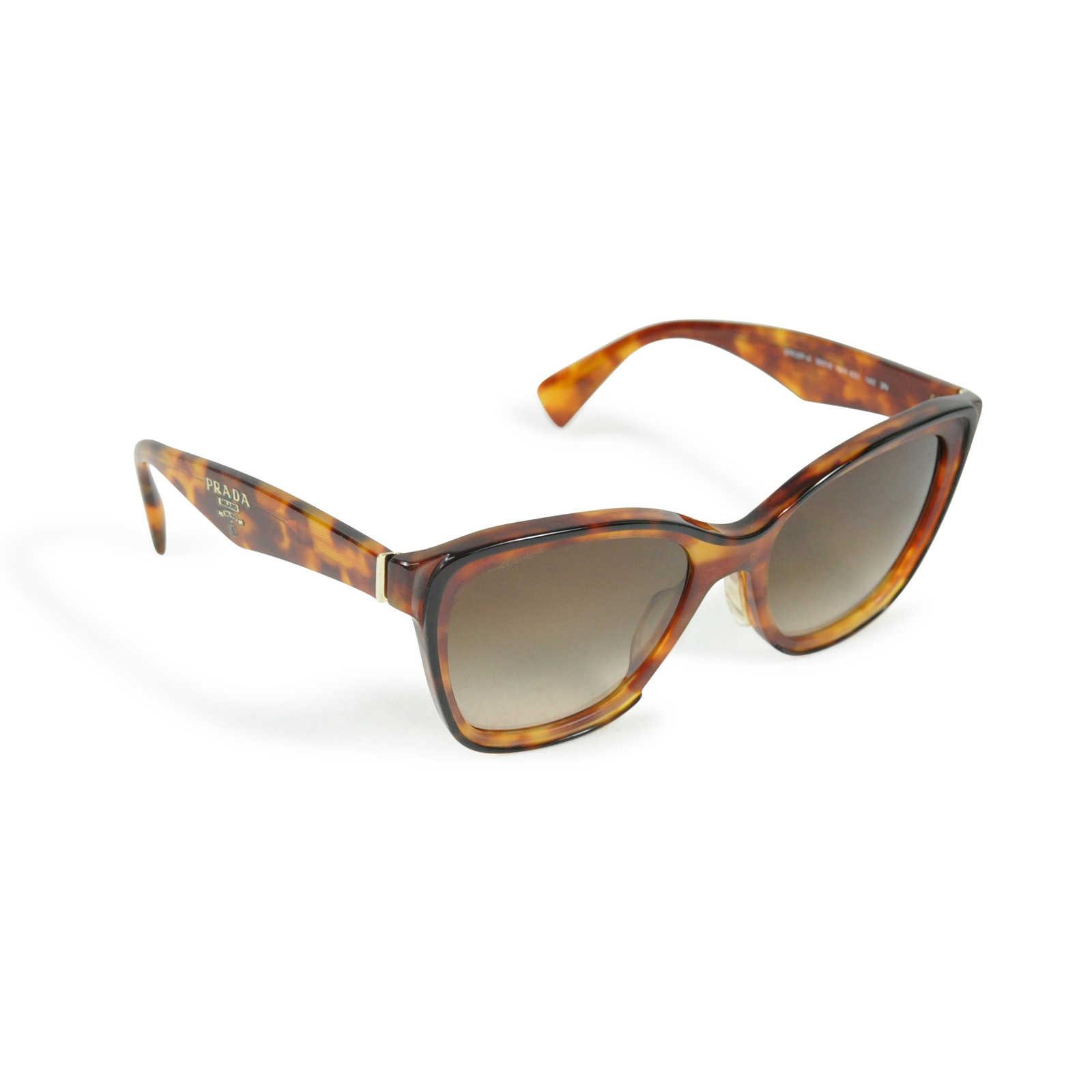 6031f56693e Prada Tortoise Shell Glasses