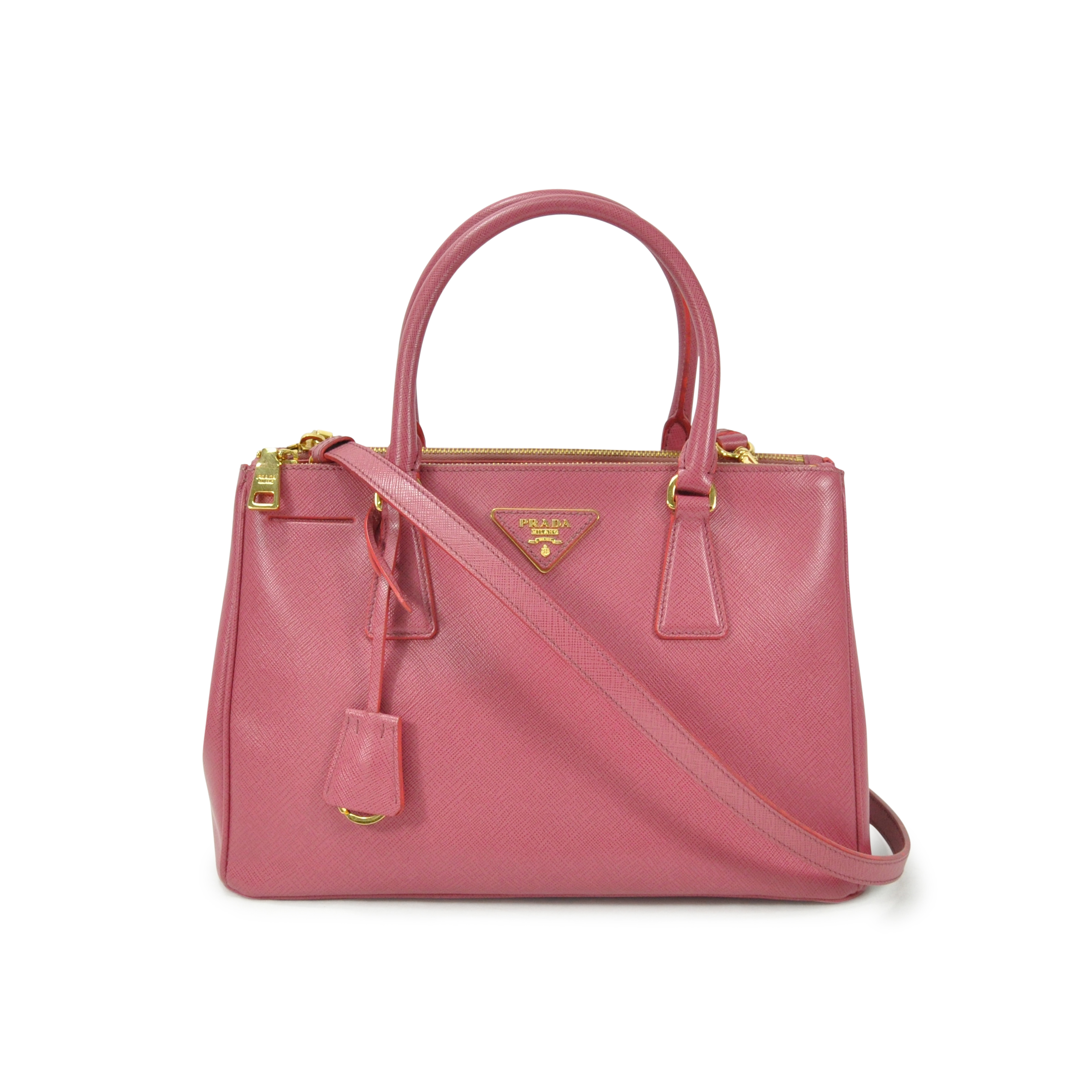 481f2a288520 Authentic Second Hand Prada Galleria Small Bag (PSS-304-00019)