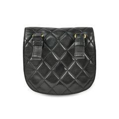 Chanel quilted belt bag 2